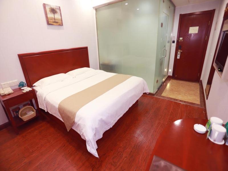 GreenTree Inn Yinchuan Pedestrian Street Xinhua Department Store Business Hotel