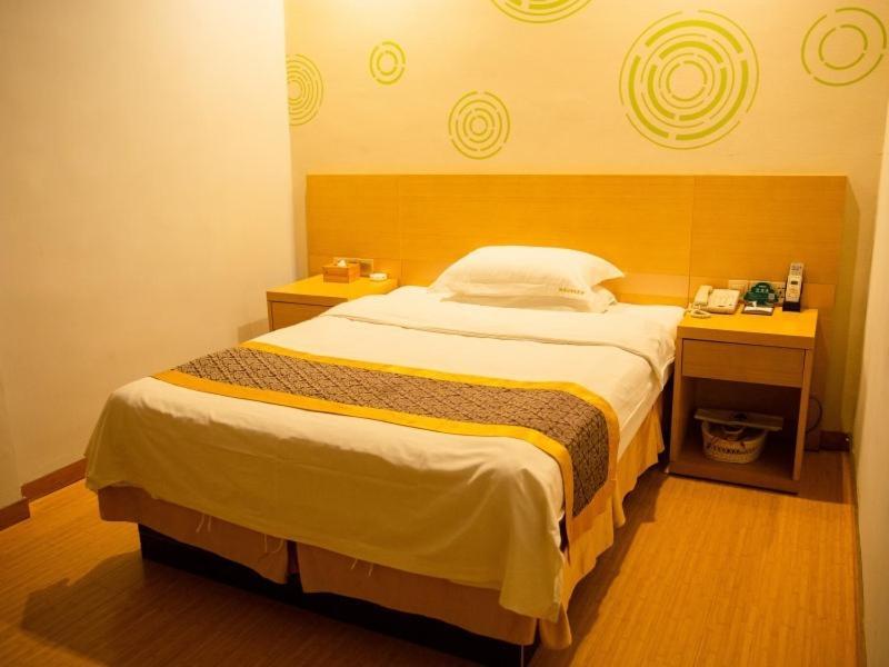 GreenTree Inn Xinyang Gushi County Yucheng Avenue Express Hotel