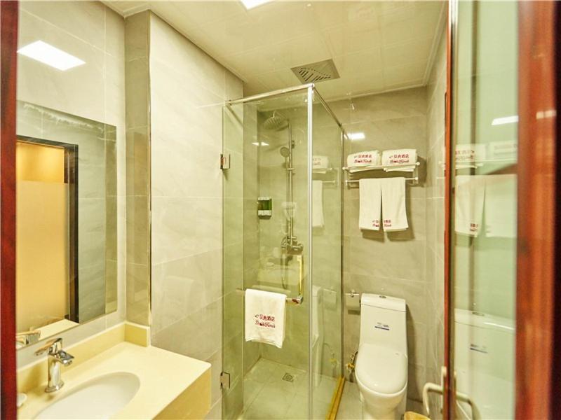 Shell Wuhu City Jinghu District Rehabilitation Road Hotel