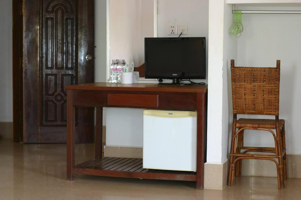TV/Unterhaltungsangebot in der Unterkunft Angkor Ruby Guesthouse