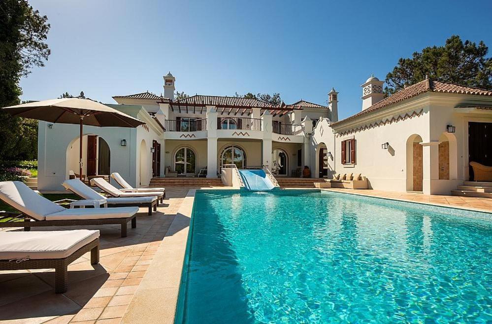 The swimming pool at or near Quinta do Lago Villa Sleeps 10 Pool Air Con T480063