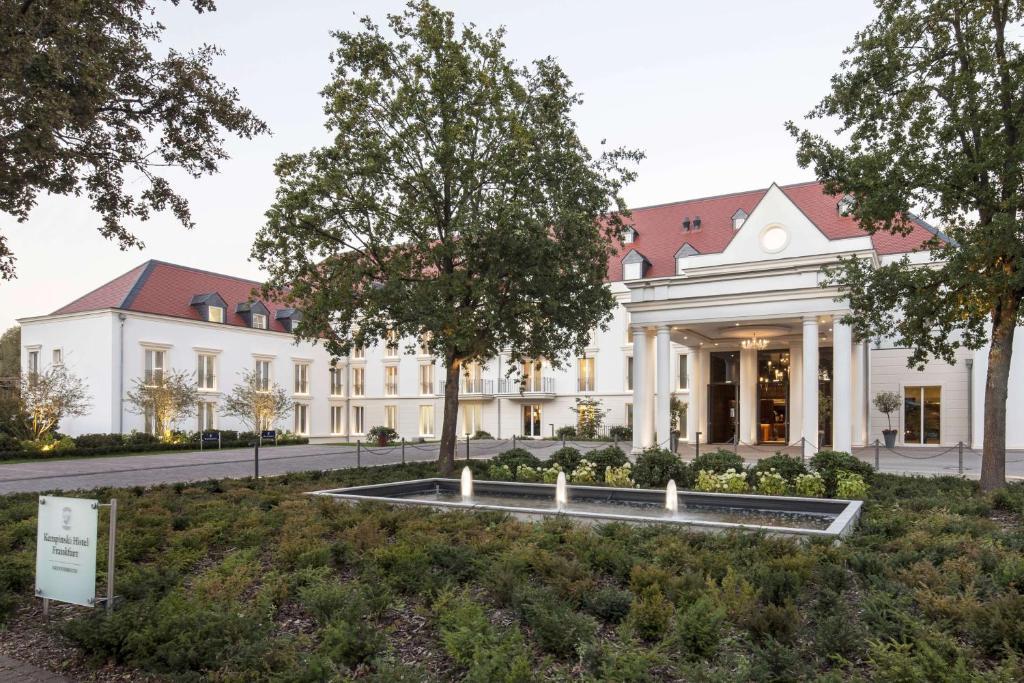 Kempinski Hotel Frankfurt Gravenbruch - Laterooms