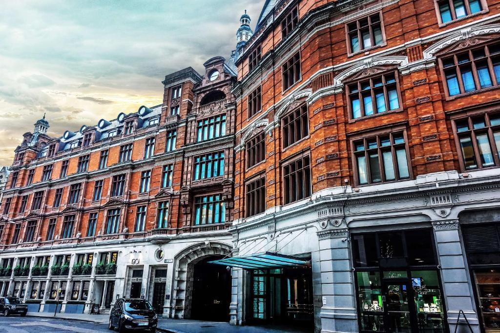 Andaz London - Liverpool Street - Laterooms
