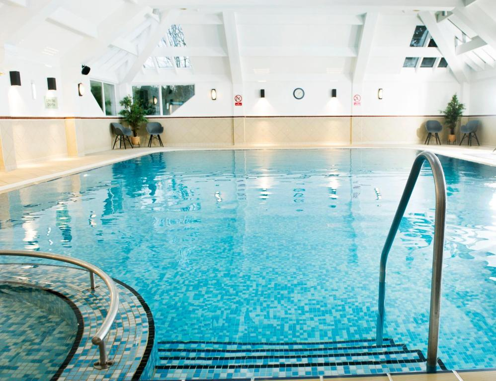 The swimming pool at or near Crown Hotel Wetheral