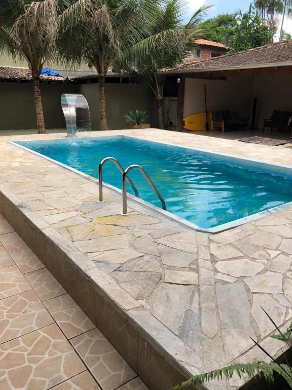 The swimming pool at or close to Pousada Valverde