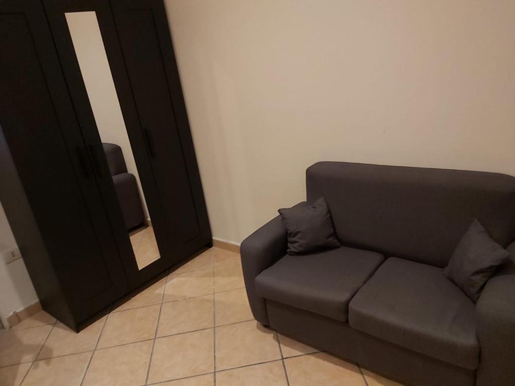 A seating area at La Casa di Pina