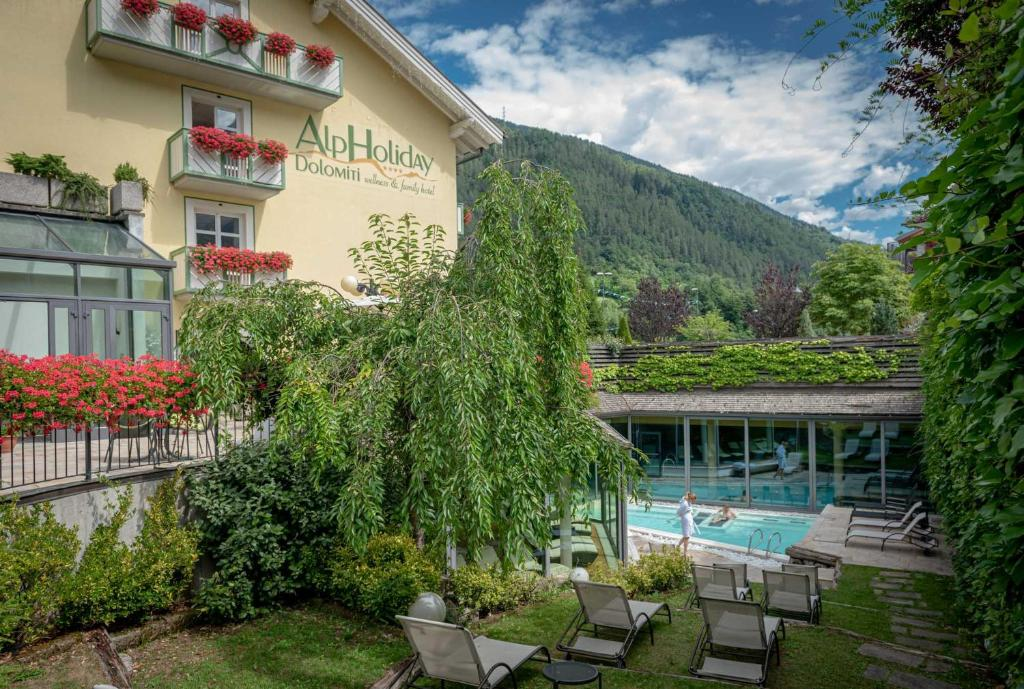 Alpholiday Dolomiti Wellness & Fun Hotel Dimaro, Italy