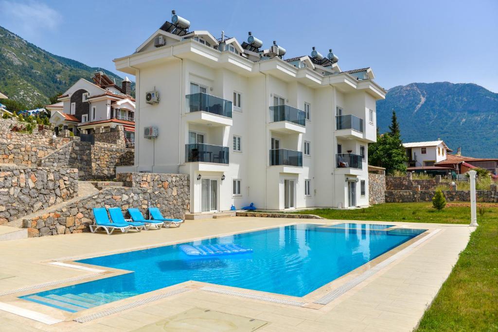Manolya Apart - 2 Bedroom Holiday Villa in Ölüdeniz