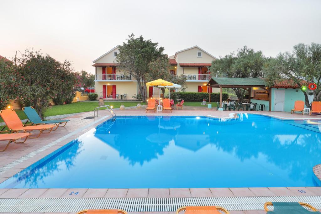 Πισίνα στο ή κοντά στο Aria