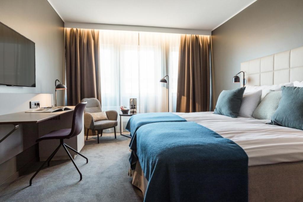 Clarion Hotel Gillet Uppsala, Sweden