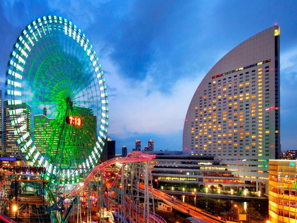 InterContinental Yokohama Grand, an IHG Hotel