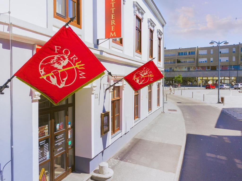Forum Hotel Szombathely, Hungary