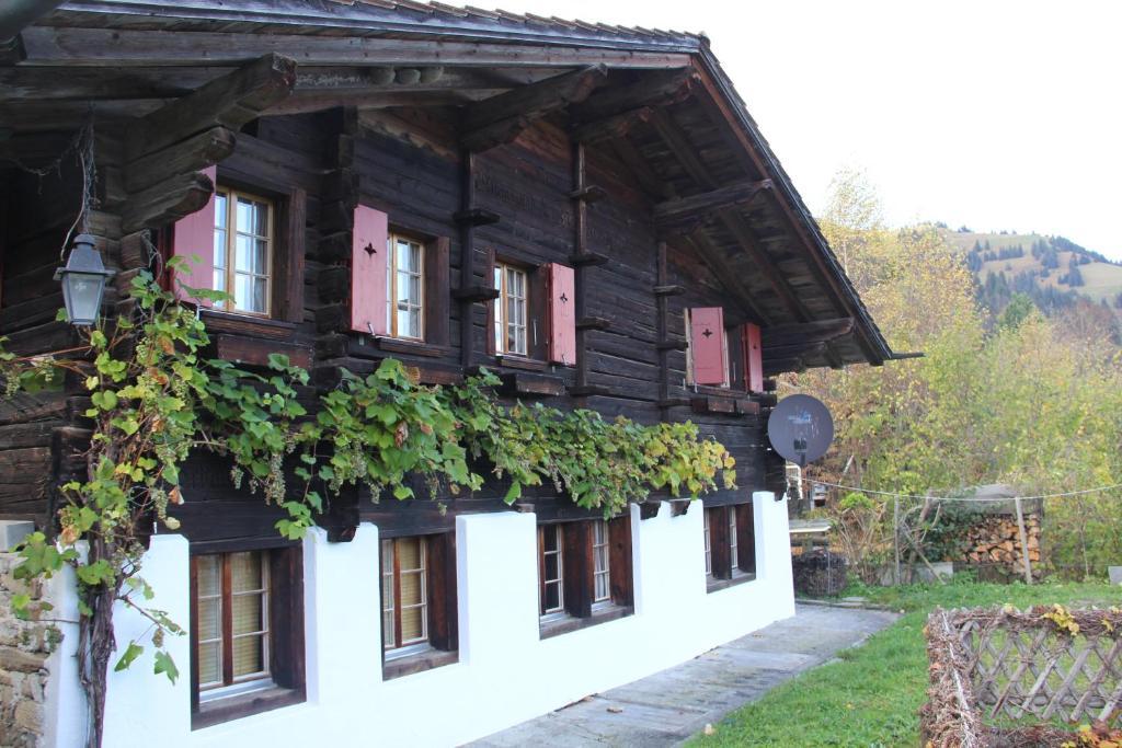 Chalet Bergwelt