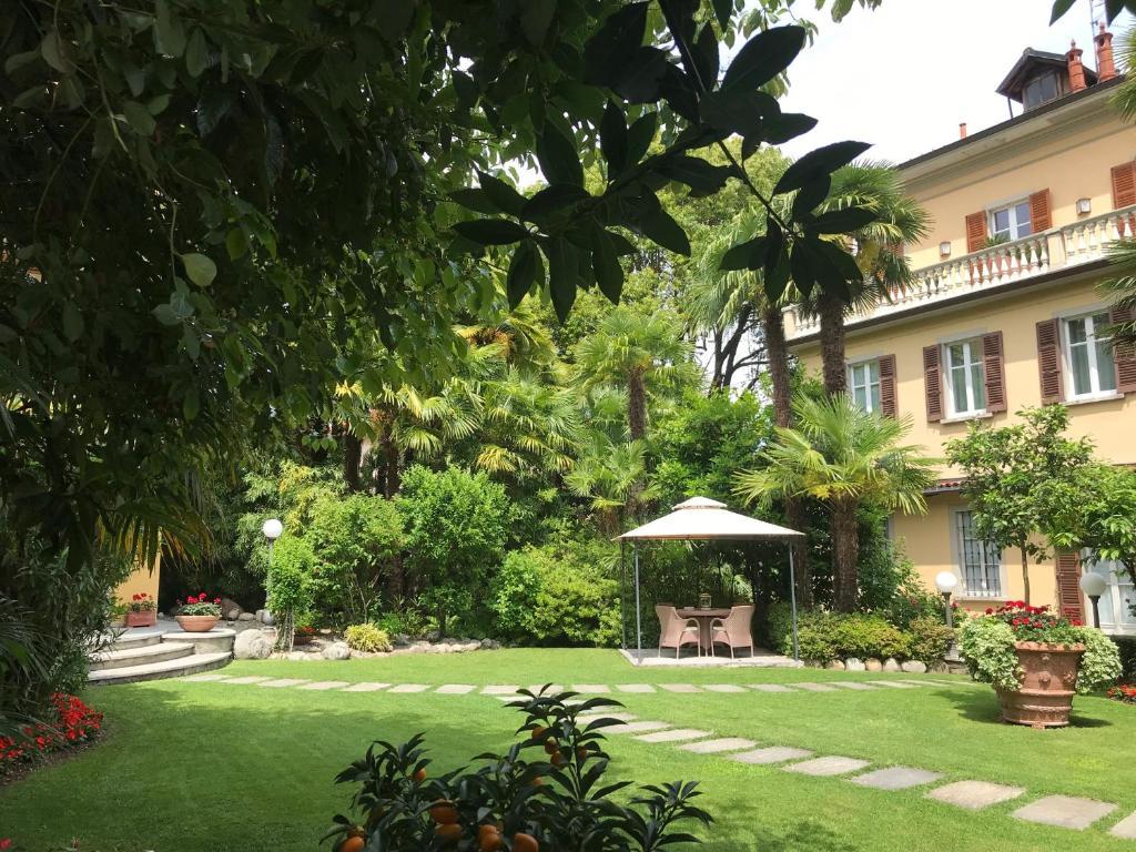 Villa Palmira Kinderfreies Hotel Cannobio, Italy