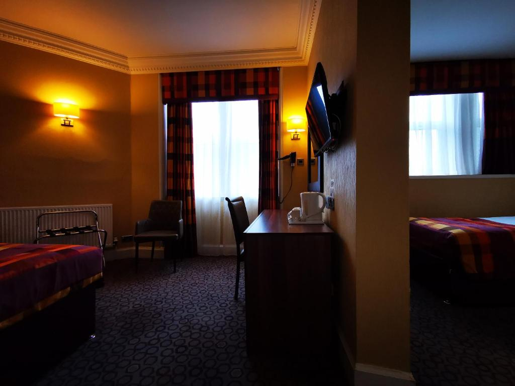 Frederick House Hotel - Laterooms