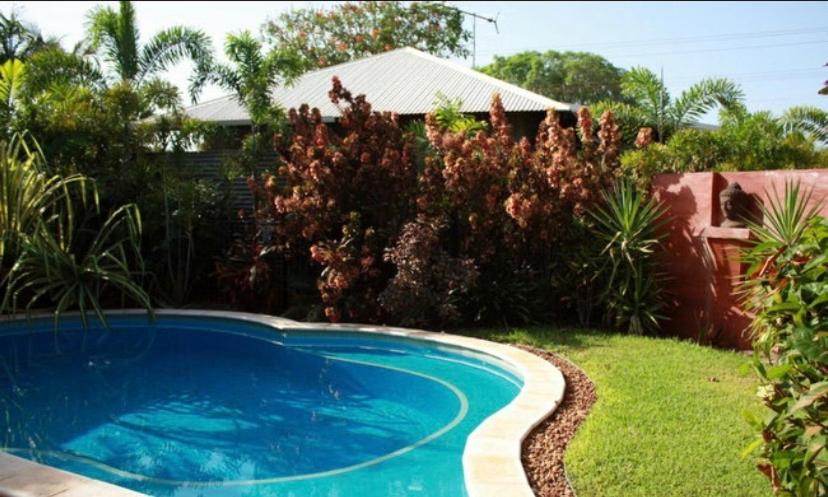 The swimming pool at or close to The Quarters self contained Bungalow