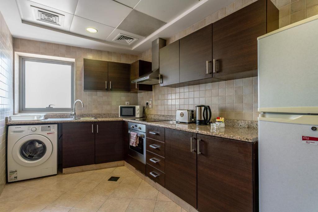 An apartment at the Auris Boutique Hotel Apartments - Al Barsha.