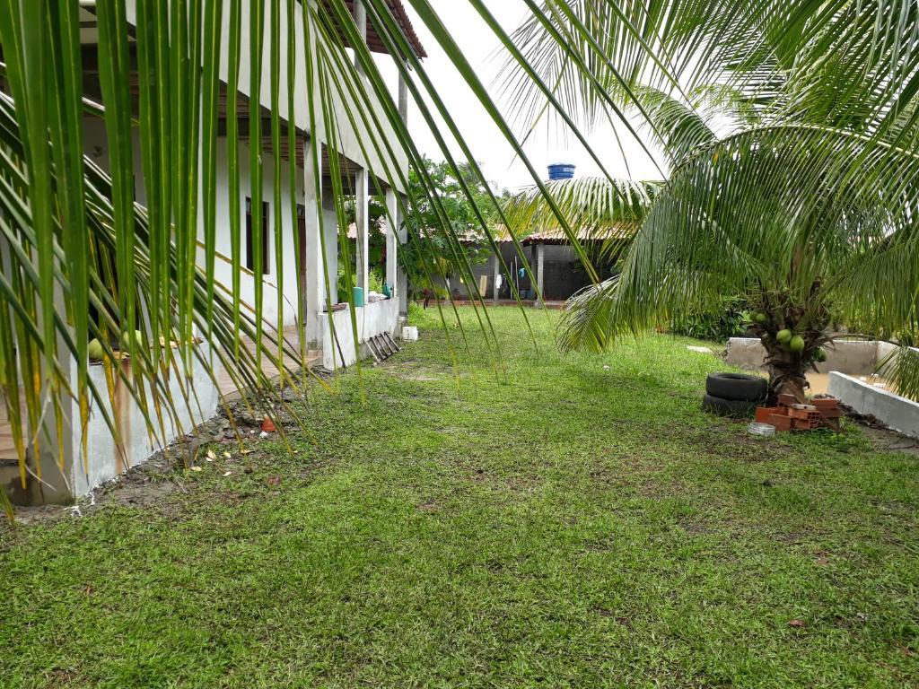A garden outside RECANTO DOS PEREIRAS