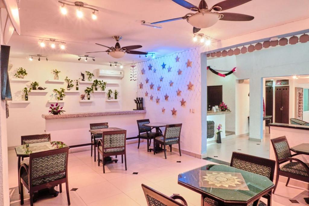 Ресторан / где поесть в Hotel Del Sol