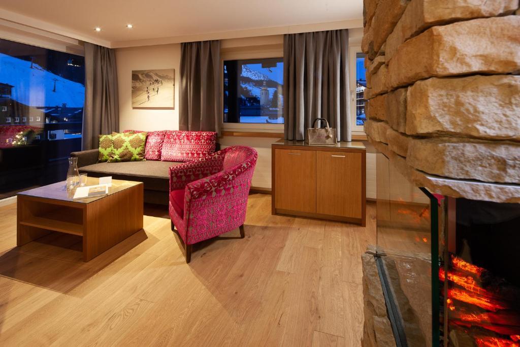 Pfefferkorn's Hotel Lech am Arlberg, Austria