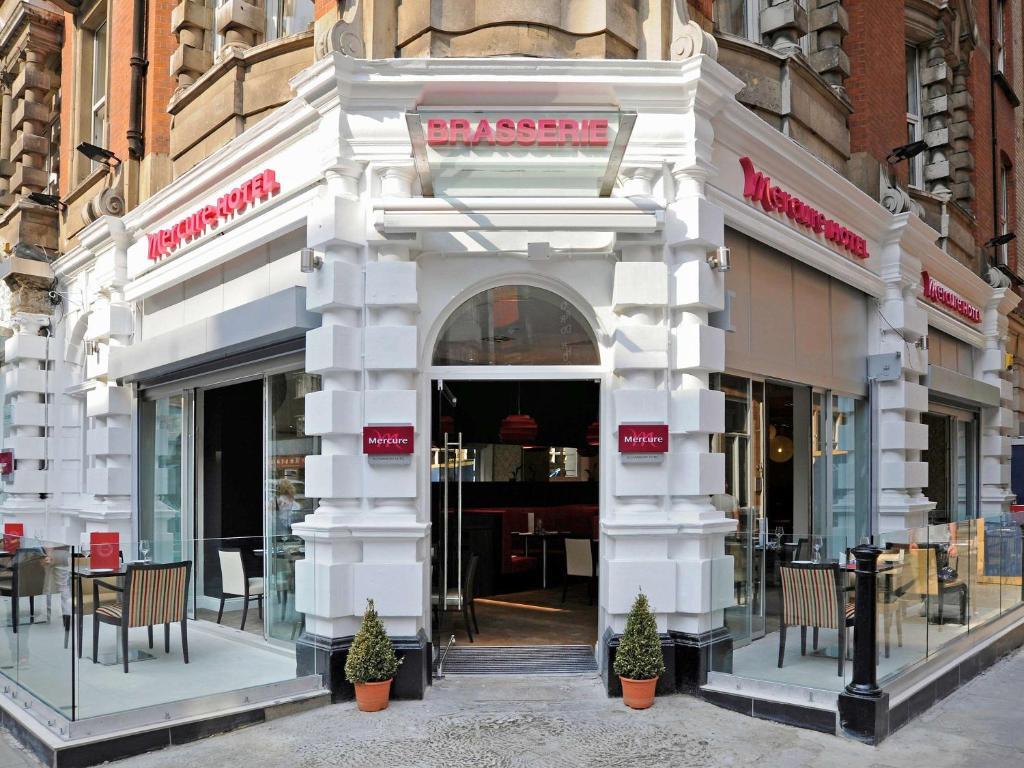Mercure London Bloomsbury - Laterooms