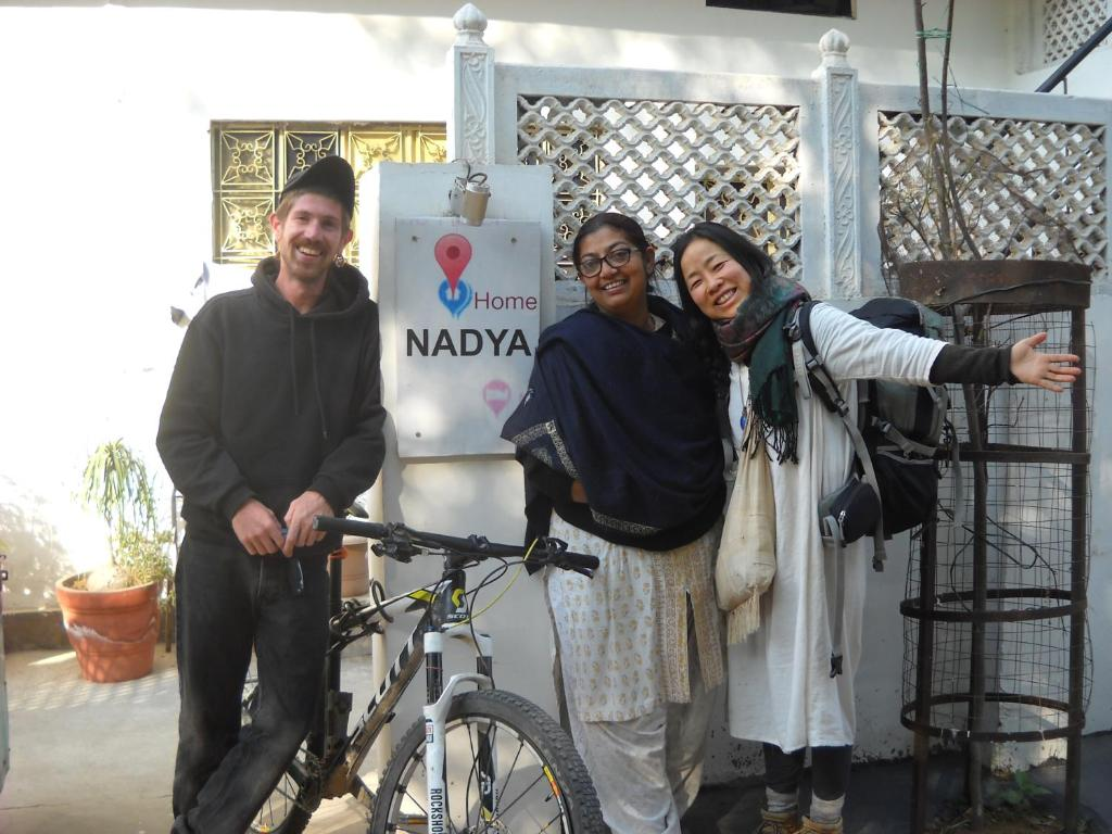 Biking at or in the surroundings of Nadya Homestay For Female & family