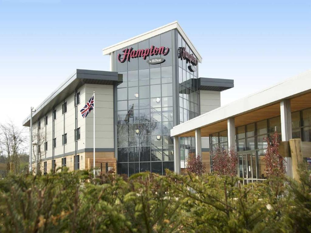 Hampton by Hilton Corby/Kettering - Laterooms