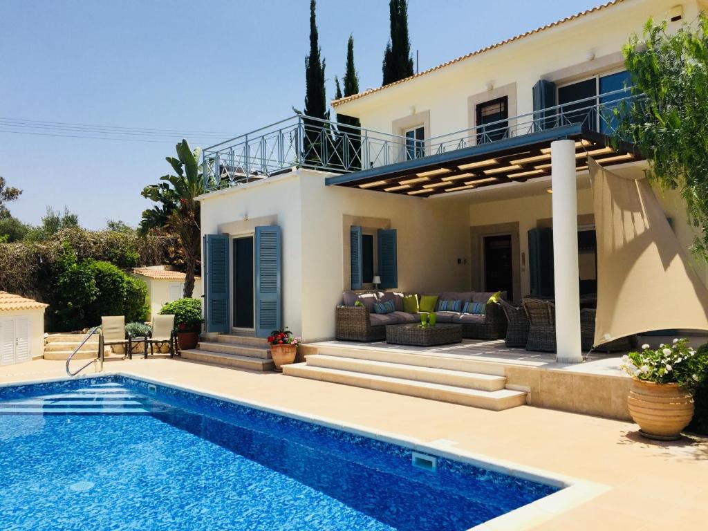 Beach villa Gladiolus