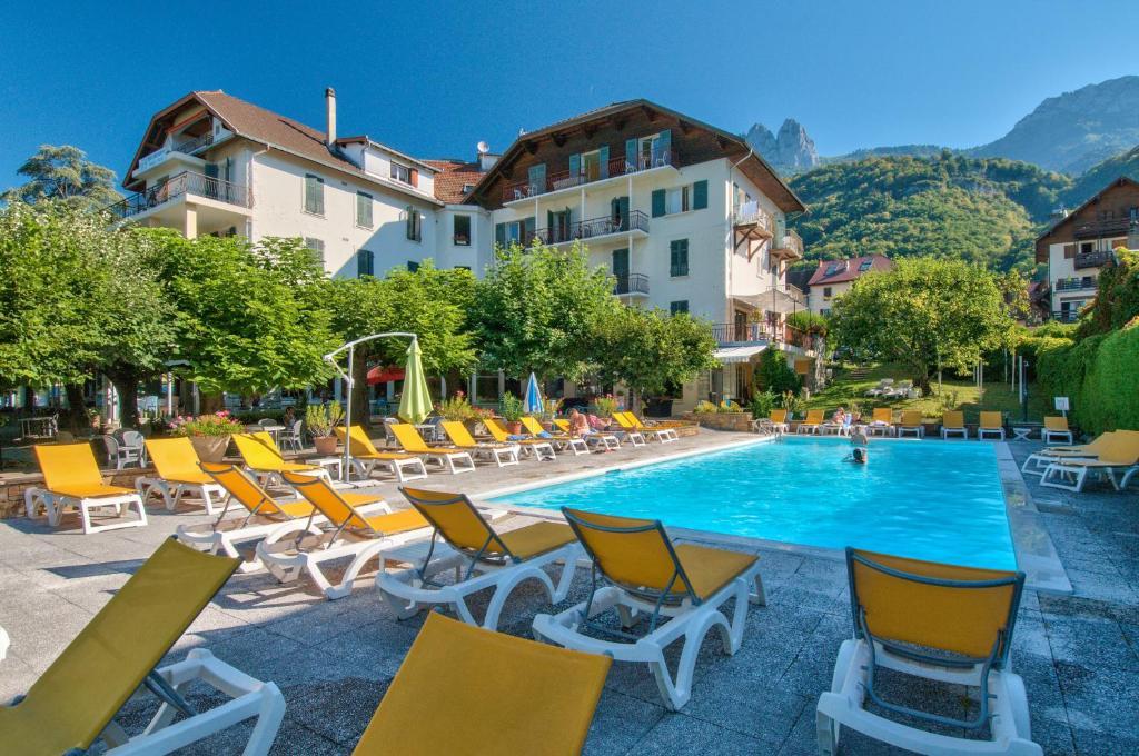 Hotel du Lac Talloires, France