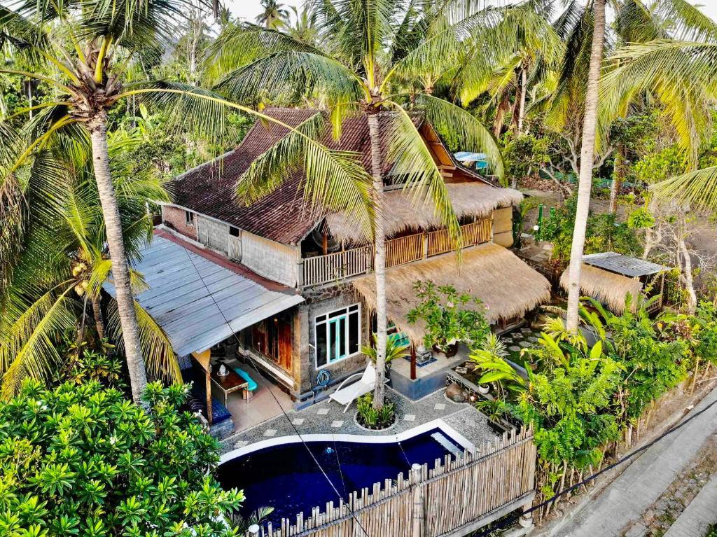 Unique Balian Beach Villa
