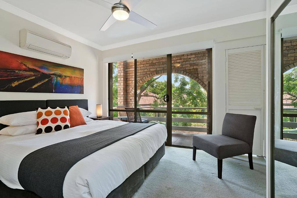 Newcastle Short Stay Accommodation - Centennial Terrace Apartments