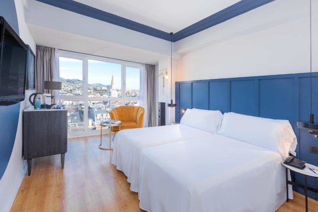 Hotel San Sebastián Orly, Affiliated by Meliá