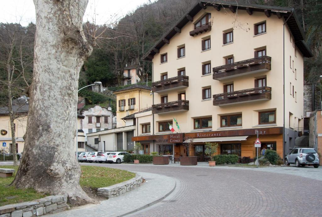 Hotel Crimea Chiavenna, Italy