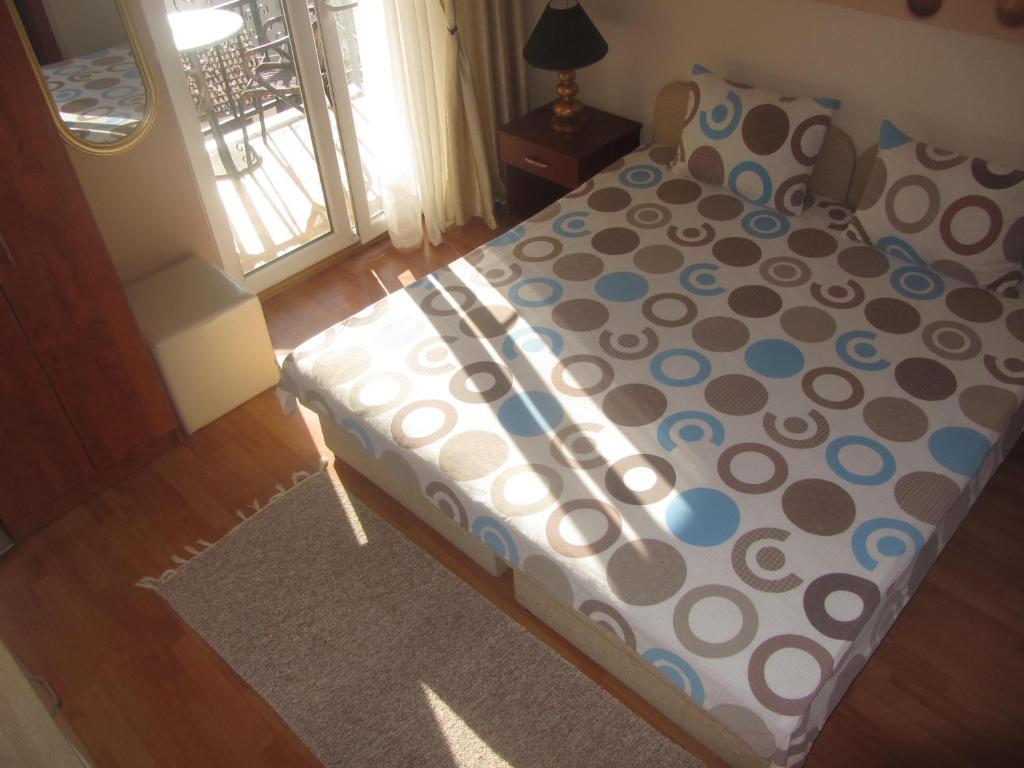 Posteľ alebo postele v izbe v ubytovaní Villa Old Town