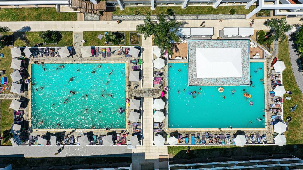 Plan de l'établissement Dodeca Sea Resort