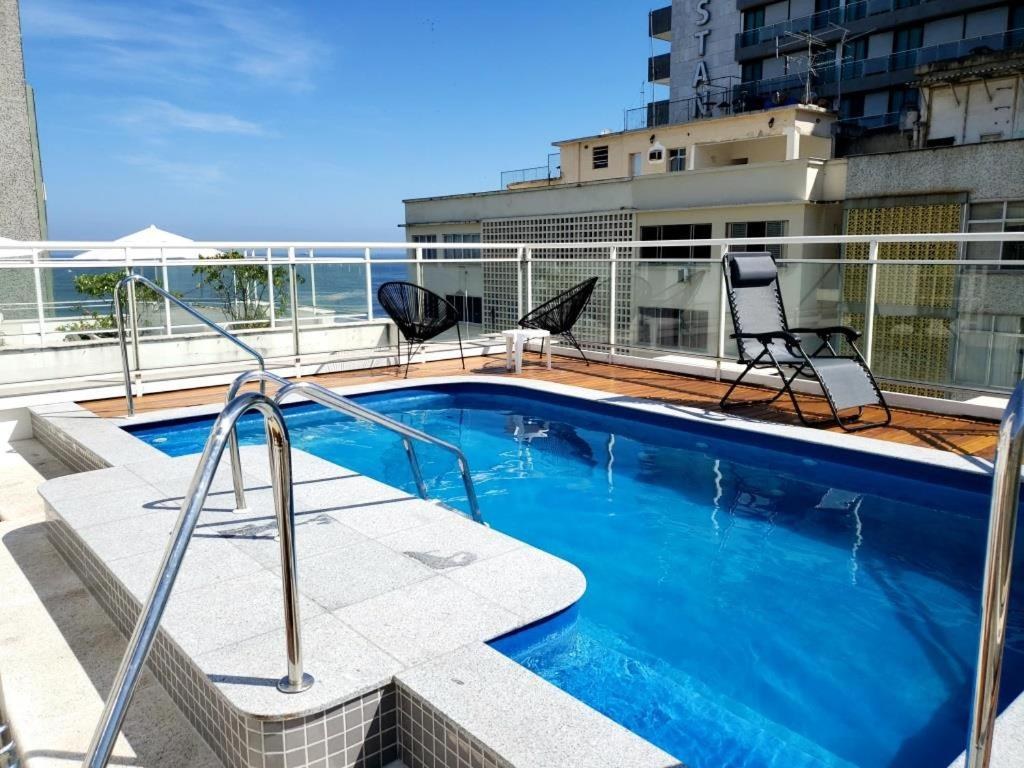 The swimming pool at or near South Beach Copacabana