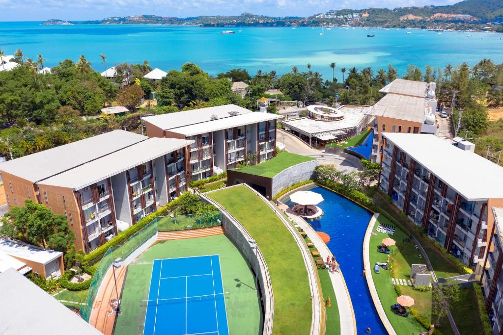 A view of the pool at Pause on Samui Residences or nearby