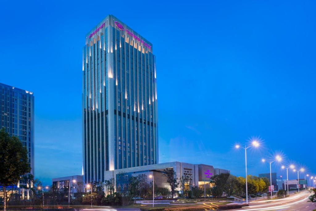 Crowne Plaza Hefei, an IHG Hotel