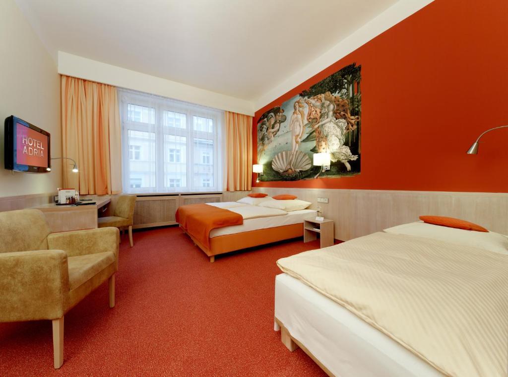 Hotel Adria am Englischen Garten - Laterooms
