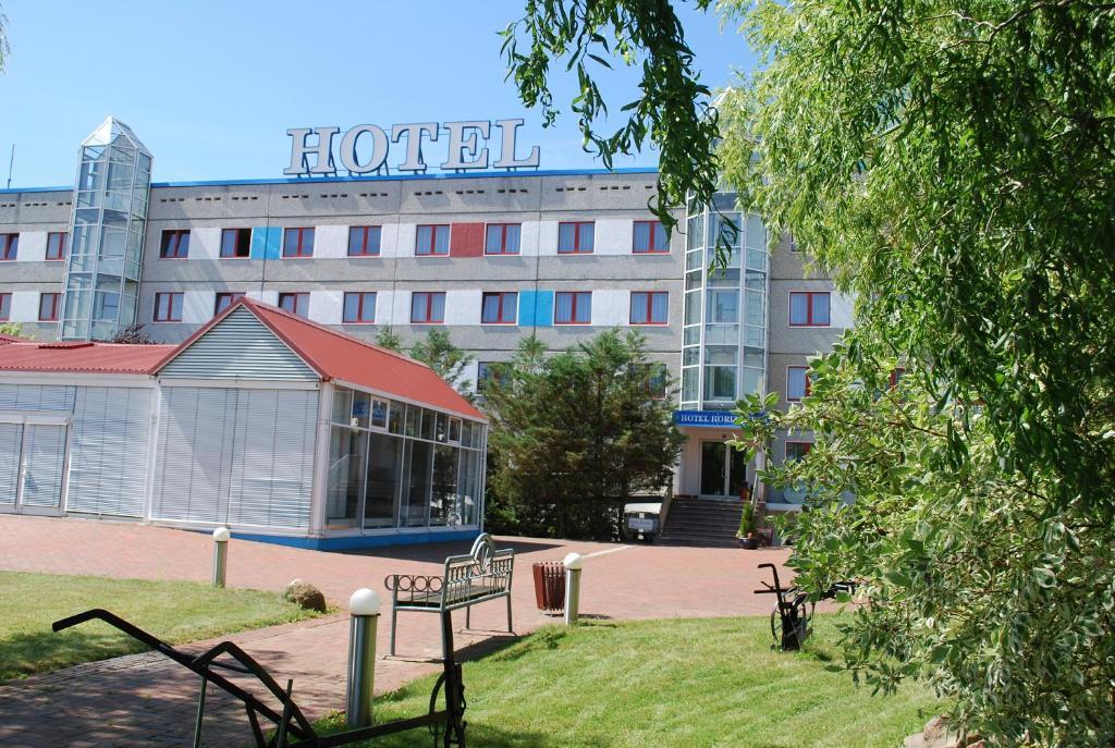 Hotel Horizont Neubrandenburg, Germany
