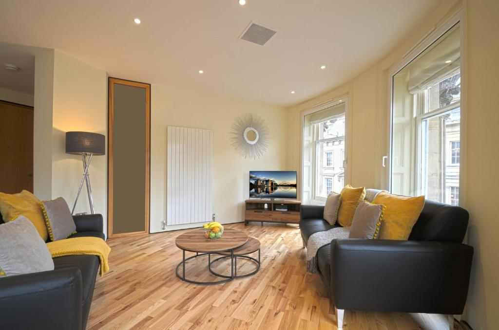 93a Grey Street Apartments - Laterooms