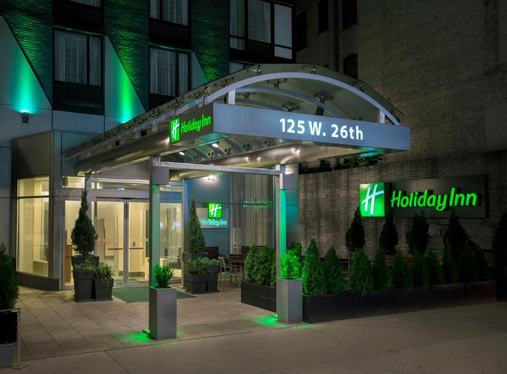 Holiday Inn MANHATTAN 6TH AVE - CHELSEA - Laterooms