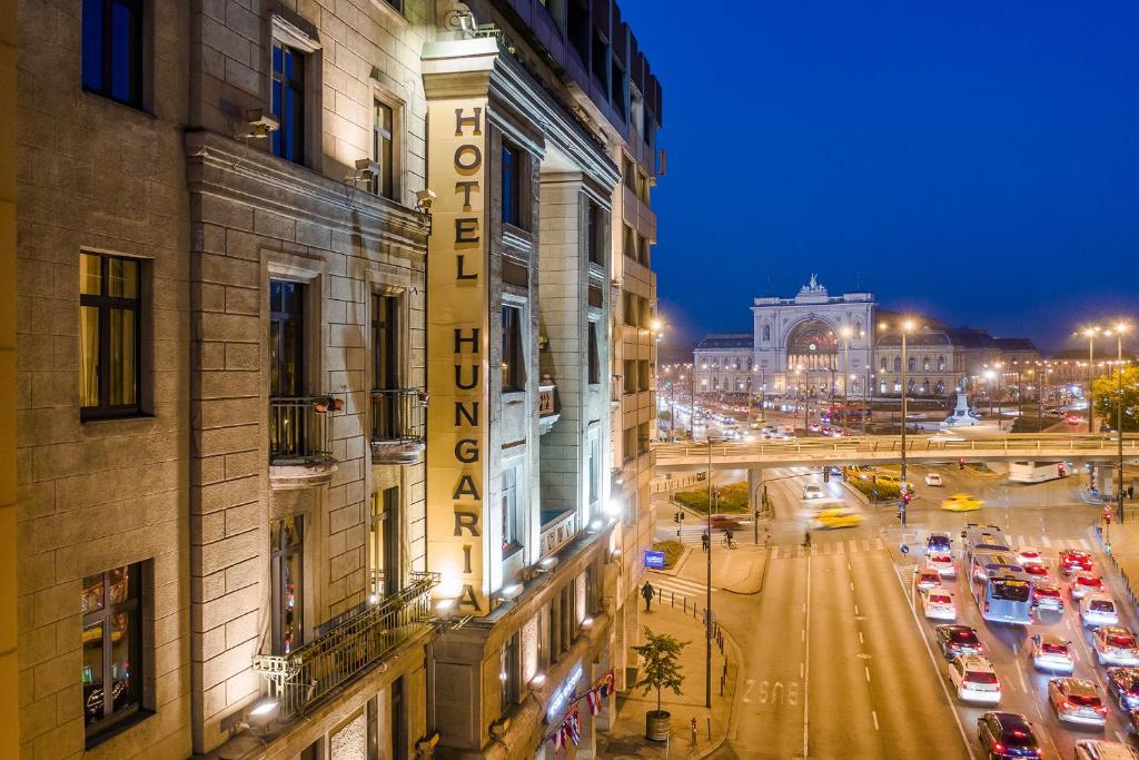 Hotel Hungaria City Center Budapest, Hungary