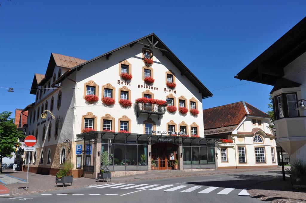 Hotel Goldener Hirsch Reutte, Austria