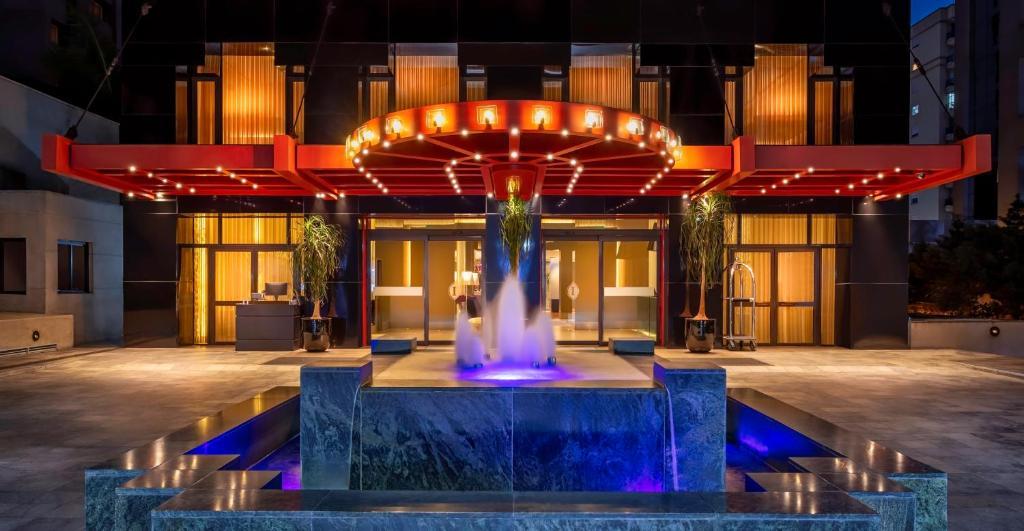 A piscina localizada em InterContinental São Paulo, an IHG Hotel ou nos arredores
