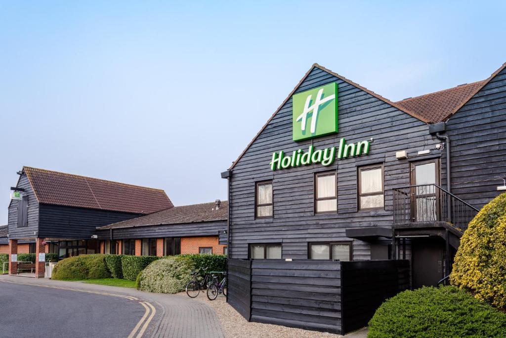 Holiday Inn CAMBRIDGE - Laterooms