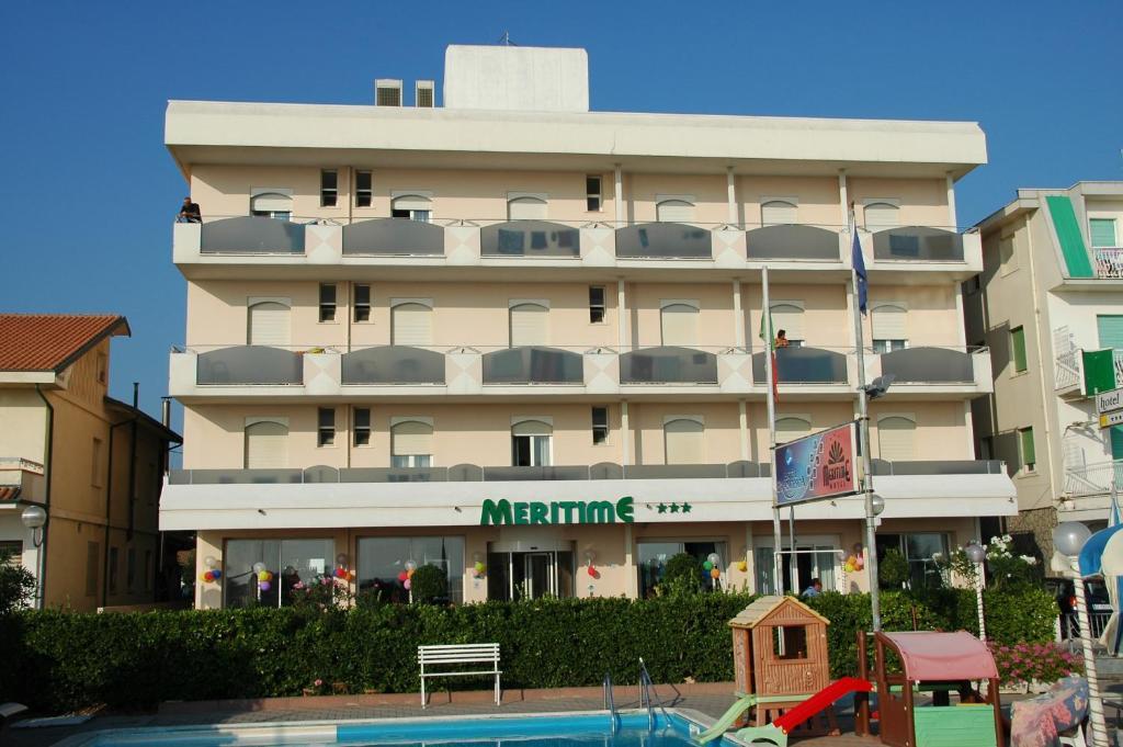Hotel Meritime Bellaria-Igea Marina, Italy