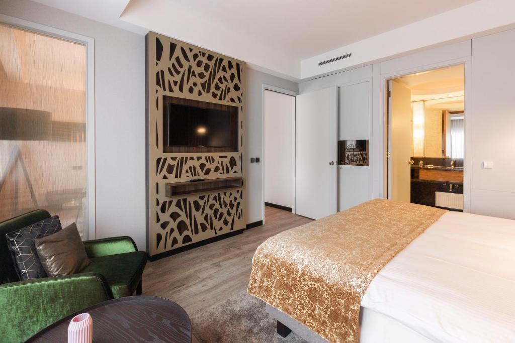 Shanghai Hotel Holland - Laterooms
