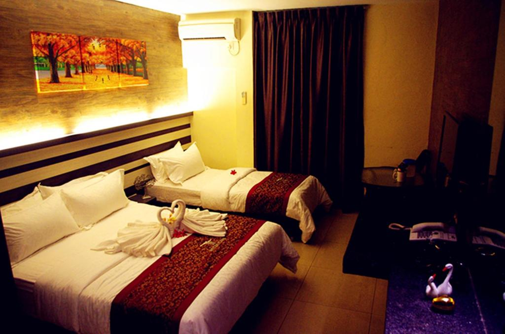 Hotel Time - Laterooms