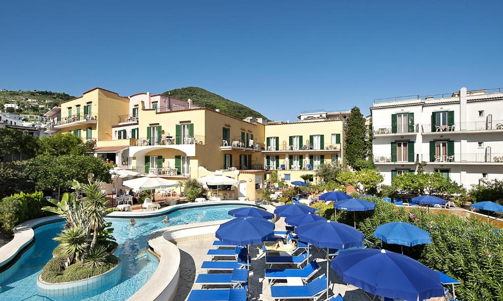 Hotel Royal Terme Ischia, Italy